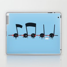 Dead Notes Laptop & iPad Skin