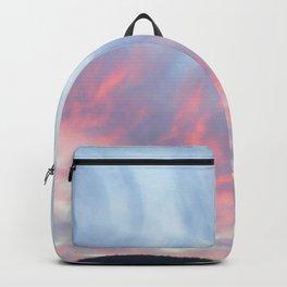 Silent Witness at Sunrise Backpack
