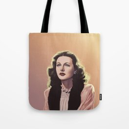 inventor-turned-actress Tote Bag