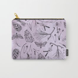 violet forest dreams Carry-All Pouch