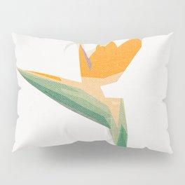 flower scandinavian minimal Pillow Sham