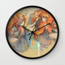 Blessed 2015 - [Sengoku Basara] Wall Clock