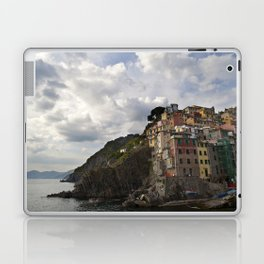 A taste of color and culture in Cinque Terre Laptop & iPad Skin