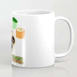Sushi Ninja Coffee Mug