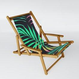 Summer Bliss Leaves  Sling Chair