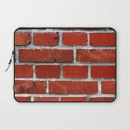 Red tile pattern Laptop Sleeve