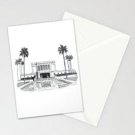 Mesa Arizona LDS Temple Stationery Cards