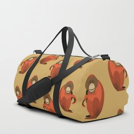 Whimsy Orang Utan Duffle Bag