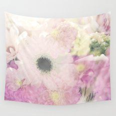 Florals 3 Wall Tapestry