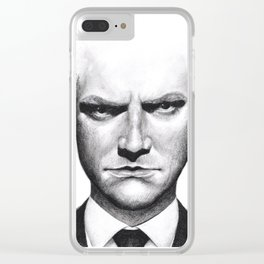 Madman Clear iPhone Case