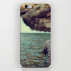 Lula Lake Contemplation iPhone & iPod Skin