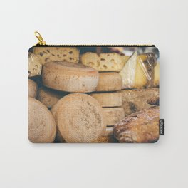 Fromagerie in Sarlat Carry-All Pouch