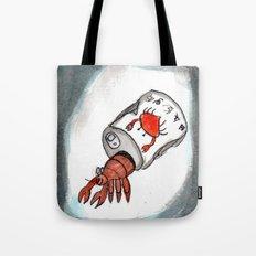 Crab Juice Tote Bag