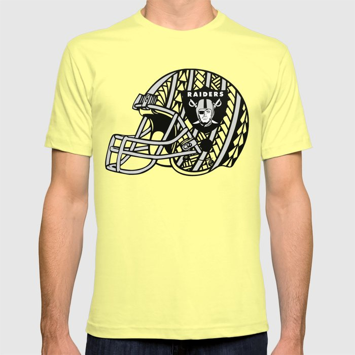 Polynesian Style Raiders T-shirt by lonicaphotography_polydesigns ...