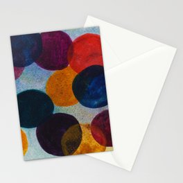 Abstract No. 375 Stationery Cards