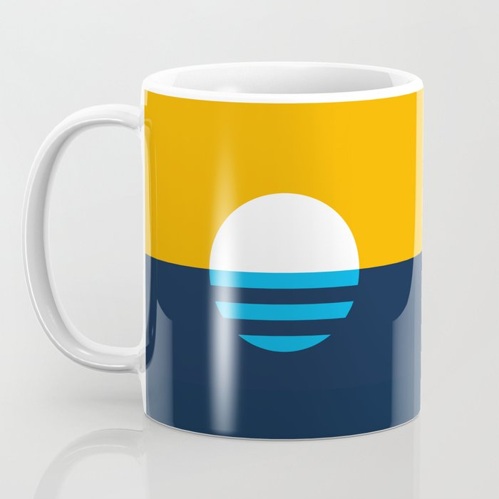 The People's Flag of Milwaukee Coffee Mug