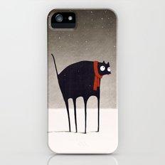 Snowfall iPhone (5, 5s) Slim Case
