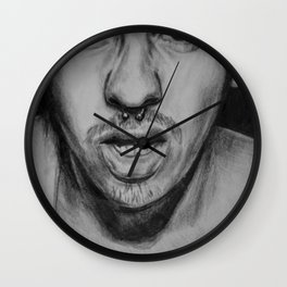 That Guy With The Nosering Wall Clock