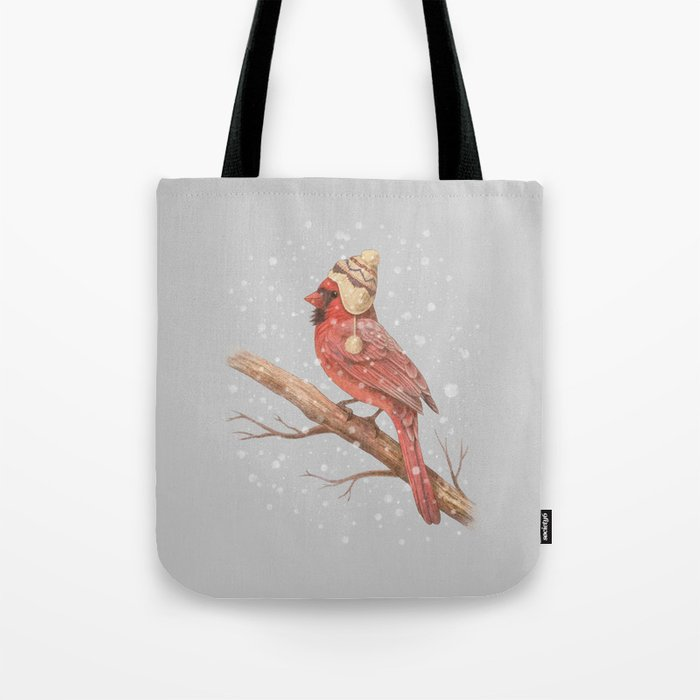 First Snow - colour option Tote Bag