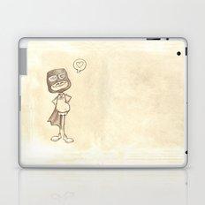 fancy a wrestle? Laptop & iPad Skin