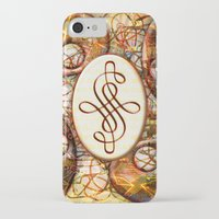 beth hoeckel iPhone & iPod Cases featuring Beth (#TheAccessoriesSeries) by Wayne Edson Bryan
