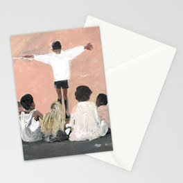 Christ Has Risen Stationery Cards