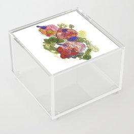 Red Apples Acrylic Box