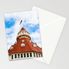 Haunted Coronado Tower Stationery Cards
