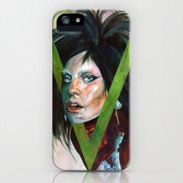 LadyGaga for VMagazine III iPhone Case