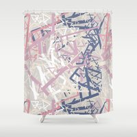 cuba Shower Curtains featuring Cuba by Patricia Freitas