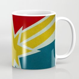 Modern CaptainMarvel Coffee Mug