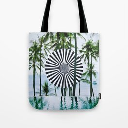 Tropical Trance Tote Bag