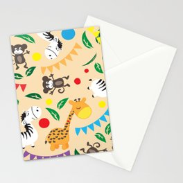 Funny Guys Stationery Cards