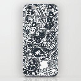 Pop Cult iPhone Skin