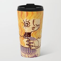 Niwawa - The Ophan Doll Metal Travel Mug