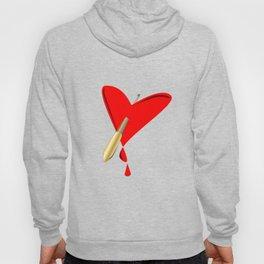Cupids Arrow Hoody