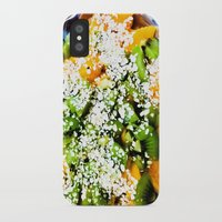 health iPhone & iPod Cases featuring Fruits and Health by Mauricio Santana