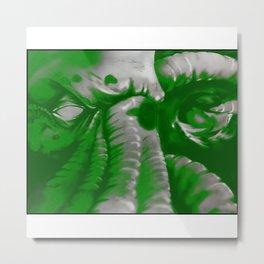 Cthulhu v5 Metal Print