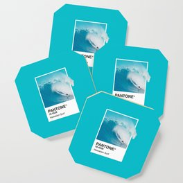 Pantone Series – Hawaiian Surf Coaster