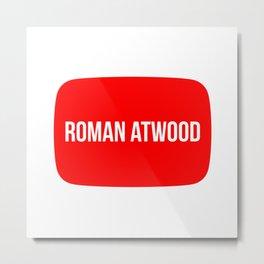 Roman Atwood Metal Print