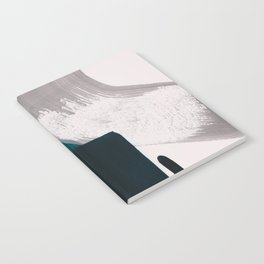 minimalist painting 02 Notebook