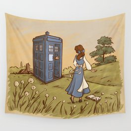 Adventure in the Great Wide Somewhere Wall Tapestry