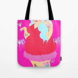 Fat, Sassy, Always Classy Tote Bag