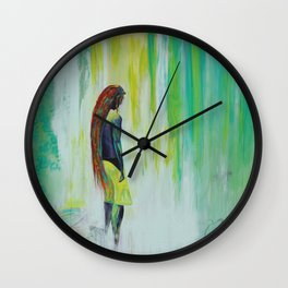 The Simple Life Wall Clock