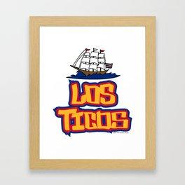 Costa Rica Los Ticos ~Group E~ Framed Art Print