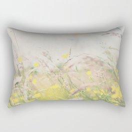 lazy hazy summer days ... Rectangular Pillow