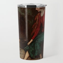 The glass slipper Travel Mug
