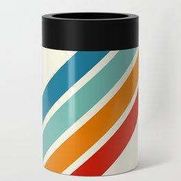 Alator - Classic 70s Retro Summer Stripes Can Cooler