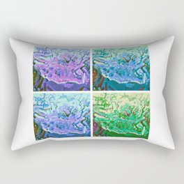 420 Hearts Quad 2a Rectangular Pillow