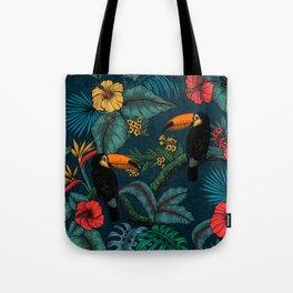 Tropical garden 2 Tote Bag